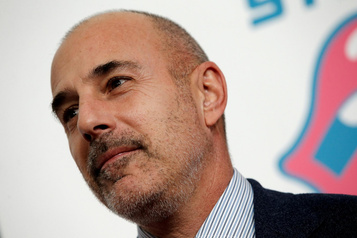 Allégations d'agression contre Matt Lauer