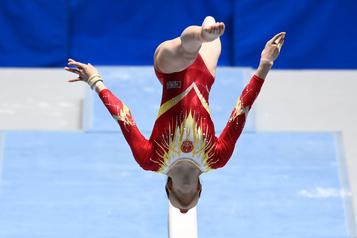 Un premier test réussi en vue des Jeux olympiques de Tokyo)