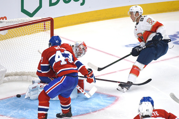 Panthers 4 - Canadien 5 (pointage final)
