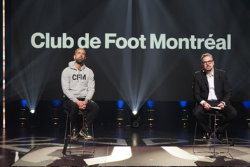 Marketing-publicité Club de Foot Montréal Un nouveau logo pour créer de… l'impact)
