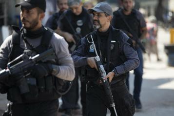 Brésil Au moins 25morts dans une opération antidrogue à Rio)