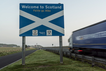 Écosse La première ministre veut un référendum sur l'indépendance en 2021)