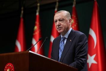 Washington dénonce les propos «antisémites» du président turc)