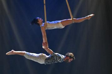 Le cirque toujours paralysé )