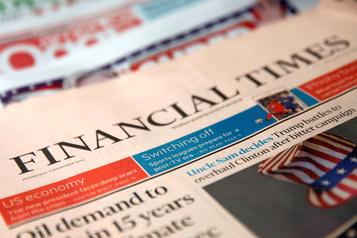 Le Financial Times nomme une première femme à la tête de sa rédaction