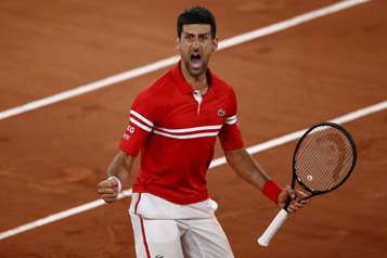 Roland-Garros Une demi-finale Novak Djokovic-Rafael Nadal)