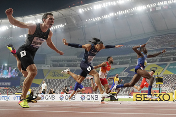 Report des JO: les Mondiaux d'athlétisme de 2021 repoussés à 2022