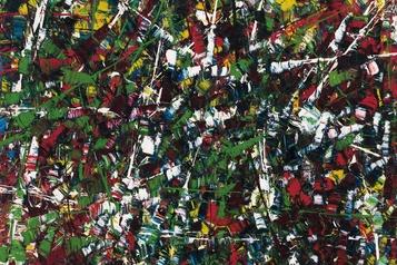 Sept œuvres de Riopelle à un encan Heffel)