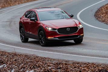 Mazda L'avis des propriétaires de MazdaCX-30 Turbo)