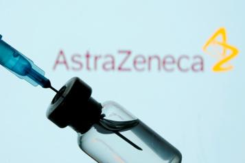 Doutes de Berlin Berlin dément la faible efficacité du vaccin AstraZeneca pour les personnes âgées)