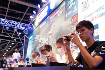 La presse chinoise critique les jeux vidéo)