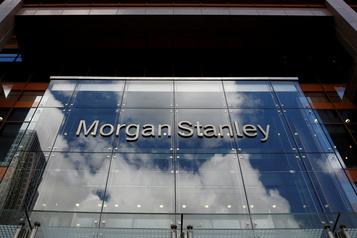 Morgan Stanley supprimera plus de 1500emplois