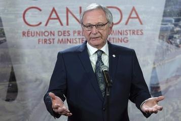 Le Québec, l'enfant chéri du Canada selon le PM du Nouveau-Brunswick