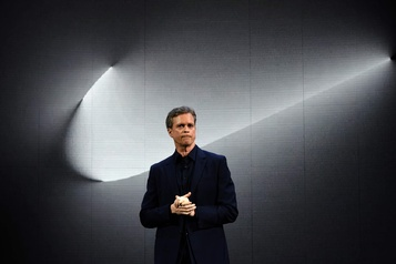 Mark Parker quittera la direction générale de Nike