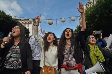 Très forte mobilisation en Algérie pour le 1eranniversaire de la contestation