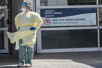 Protection des travailleurs de la santé La CSQ veut une «déclaration d'engagement» de Québec)