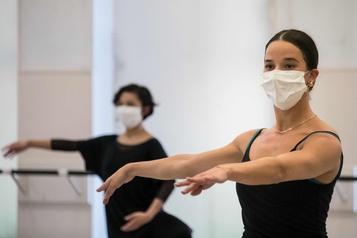 Retour masqué pour les danseurs du Ballet du Rhin)