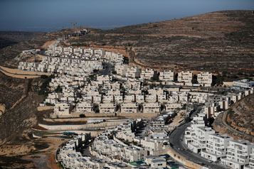 Colonies en Cisjordanie: les Palestiniens amers après la décision de Washington