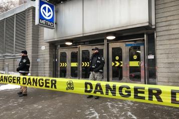 Interruption sur la ligne orange du métro: reprise prévue vers midi