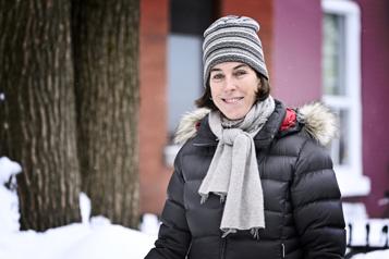 Quarante ans de vélo pour Suzanne Lareau)