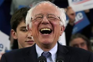 Primaires démocrates: Sanders s'envole au plan national, selon un sondage