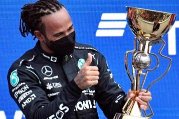 GrandPrix de Russie Lewis Hamilton remporte sa 100evictoire
