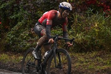 Cyclisme sur route Lendemains d'enfer pour Guillaume Boivin