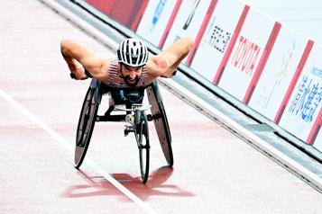 Para-athlétisme Brent Lakatos boucle ses Jeux avec une quatrième place)