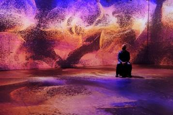 Nouvelle exposition pour Oasis immersion
