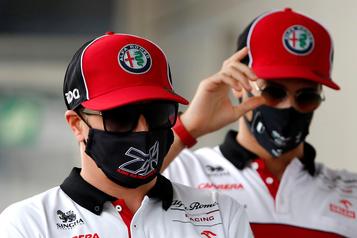 Formule 1 Kimi Räikkönen et Antonio Giovinazzi de retour chez Alfa Romeo en 2021)