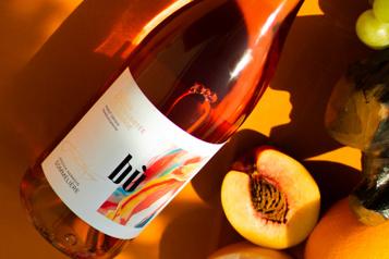 Bù lance un premier vin orange en épicerie)