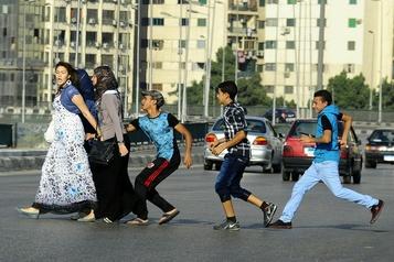 La lutte contre les agressions sexuelles s'intensifie en Égypte)