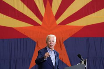 L'Arizona certifie la victoire de Biden)