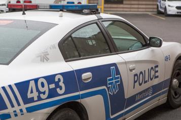 Côte-des-Neiges Un motocycliste grièvement blessé après une collision, le SPVM enquête)