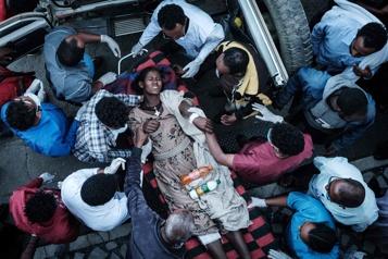 Éthiopie De nombreuses victimes après une frappe aérienne sur un marché au Tigré)