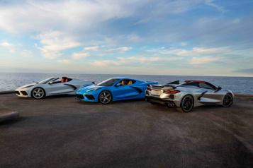 Banc d'essai Chevrolet Corvette2021: révolution en marche)