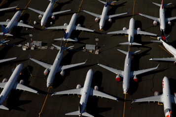Le 737 MAX autorisé à retrouver le ciel européen à partir de «la semaine prochaine»)