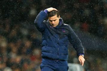 L'entraîneur Mauricio Pochettino limogé par Tottenham