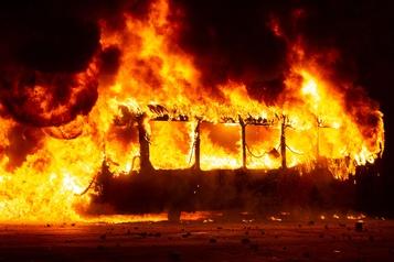 Violentes manifestations à Santiago contre l'augmentation des prix du métro