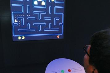 Pac-Man fête ses 40 ans)