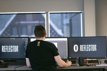 Guy Laliberté vend son studio Reflector au créateur de Pac-Man )
