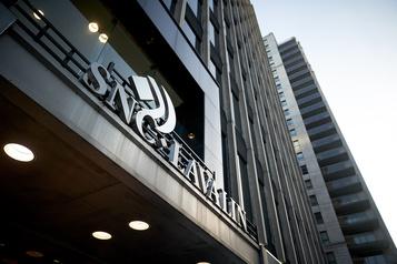 SNC-Lavalin plonge en Bourse après ses résultats trimestriels)