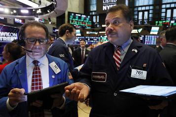 Wall Street: l'optimisme commercial envoie les principaux indices à un record