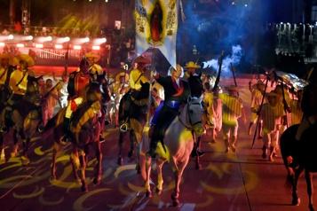 Le Mexique célèbre le bicentenaire de son indépendance)