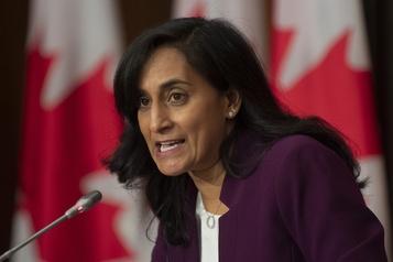 Motion conservatrice La vie et la santé des Canadiens en danger, selon Ottawa)