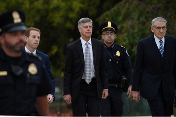Affaire ukrainienne: un diplomate livre un témoignage accablant