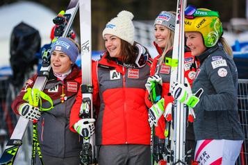 Ski alpin: l'équipe d'Autriche de retour à l'entraînement, malgré la COVID-19)