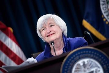 Biden confirme la nomination de Janet Yellen à la tête du Trésor américain)