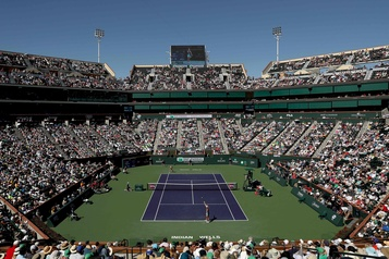 Le calendrier du tennis au-delà d'Indian Wells «inchangé»