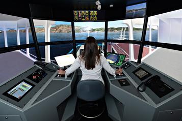 Transport maritime CSEM: l'expertise québécoise fait l'envie du monde)